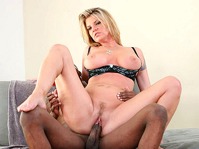 Kayla Quinn fucked by big black cock